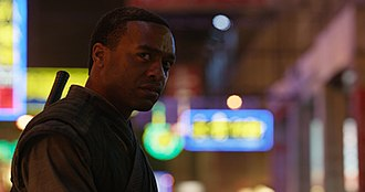 Baron Mordo - Chiwetel Ejiofor as Karl Mordo in the 2016 film Doctor Strange