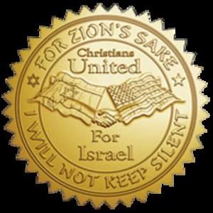 Christians United for Israel - Christians United for Israel logo