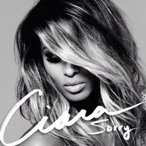 Sorry (Ciara song) - Image: Ciara Sorry