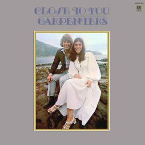 Close to You (The Carpenters album) - Image: Close To You