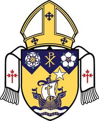 Roman Catholic Archdiocese of Vancouver - The Coat of Arms of the Roman Catholic Archdiocese of Vancouver