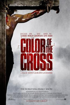 Color of the Cross - Theatrical release poster