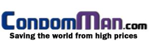 Condomman.com - CondomMan.com corporate logo