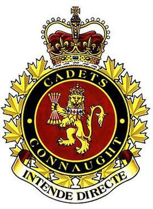 Connaught National Army Cadet Summer Training Centre - Image: Connaught NACSTC logo