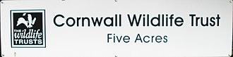 Cornwall Wildlife Trust - Cornwall Wildlife Trust HQ