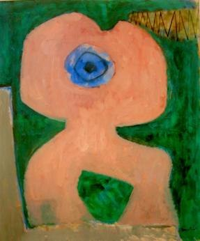Cyclops, 1947, William Baziotes