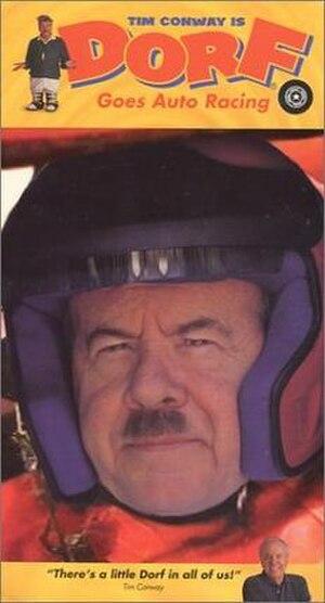 Dorf Goes Auto Racing - Image: DORFAUTORACING
