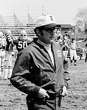 Eastern Michigan Eagles football - Coach Boisture