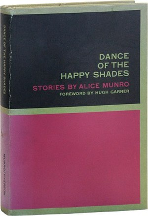 Dance of the Happy Shades - First edition