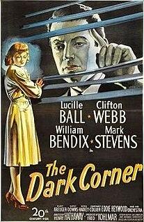 <i>The Dark Corner</i> 1946 film by Henry Hathaway