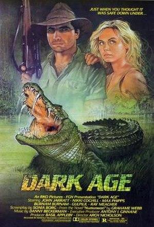 Dark Age (film) - Theatrical film poster