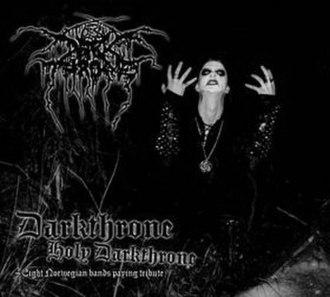 Darkthrone Holy Darkthrone - Image: Darkthrone Holy Darkthrone