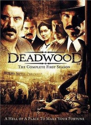 Deadwood (TV series) - Deadwood Season 1 DVD