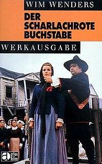 <i>The Scarlet Letter</i> (1973 film) 1973 German film