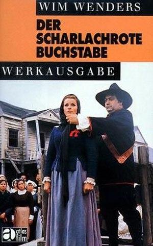 The Scarlet Letter (1973 film) - Image: Der Scharlachrote Buchstabe