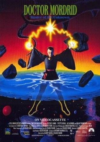 Doctor Mordrid - Promotional release poster