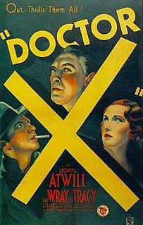 <i>Doctor X</i> (film) 1932 film