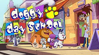 <i>Doggy Day School</i> television series