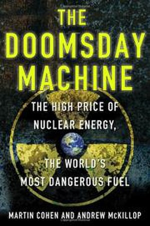 The Doomsday Machine (book) - Image: Doomsday machine book cover