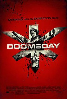 <i>Doomsday</i> (2008 film) 2008 film by Neil Marshall