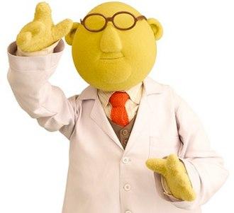 Bunsen Honeydew - Image: Dr. Bunsen Honeydew