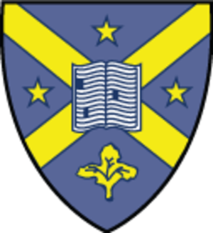 Residential colleges of the University of Queensland - Duchesne College shield