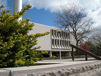 Queen's University Faculty of Education - Duncan McArthur Hall, location of Queen's Faculty of Education.