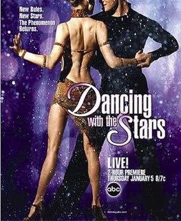 <i>Dancing with the Stars</i> (U.S. season 2) season of television series