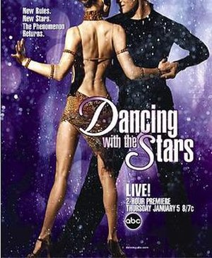 Dancing with the Stars (U.S. season 2) - Image: Dwts 2poster