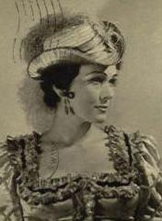Elisabeth Schwarzkopf - Schwarzkopf as Donna Elvira in Mozart's Don Giovanni