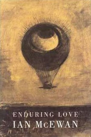 Enduring Love - First Edition hardback cover