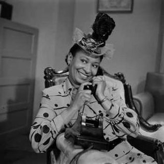 Ernestine Wade - Ernestine Wade as Sapphire Stevens on  The Amos 'n' Andy Show (TV, 1951-53)