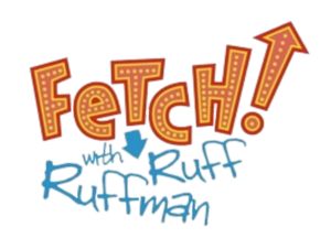 Fetch! with Ruff Ruffman - Image: FETCH! with Ruff Ruffman logo