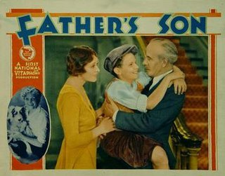<i>Fathers Son</i> (1931 film) 1931 film by William Beaudine