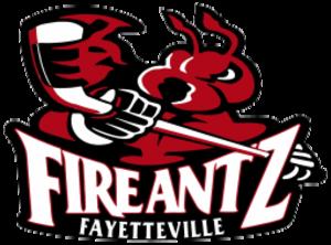 Fayetteville Marksmen - Primary logo, 2004–2017