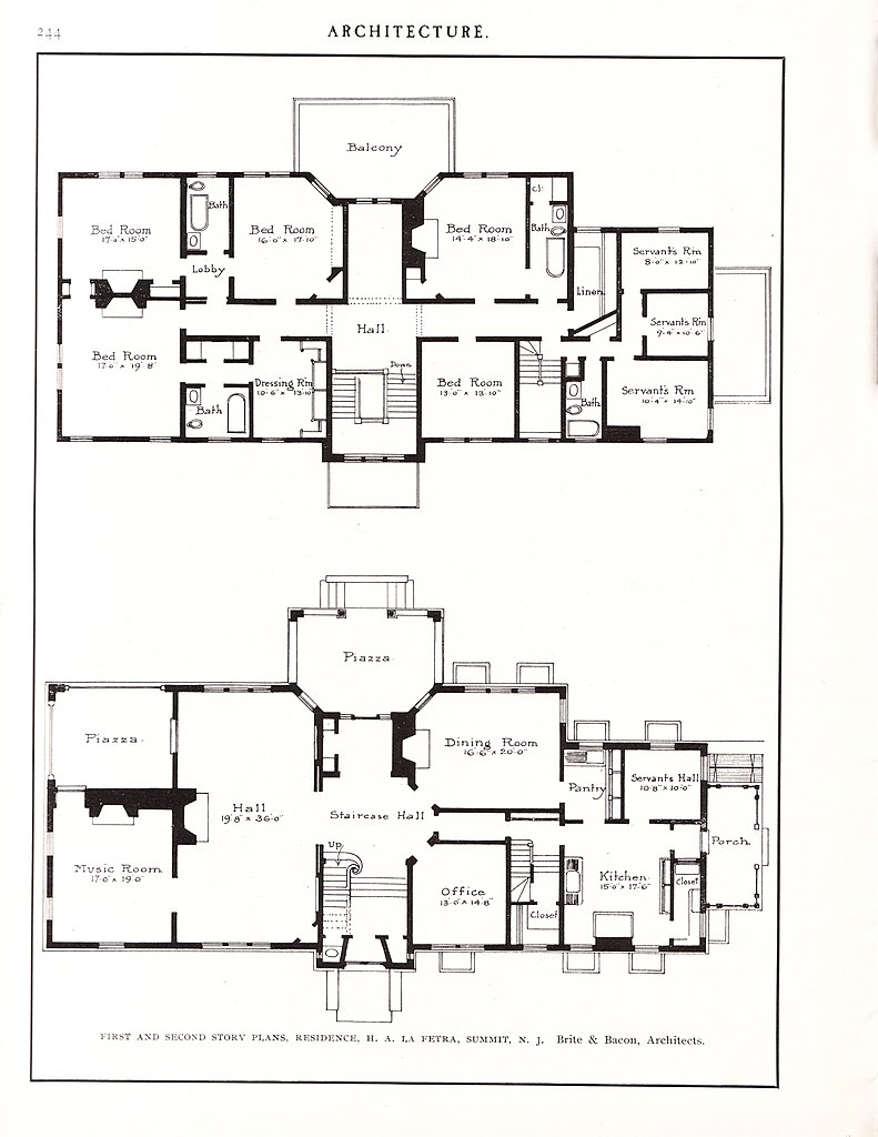 Plans Room Sizes For Bed And Breakfast