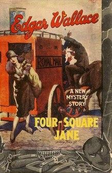 <i>Four Square Jane</i>