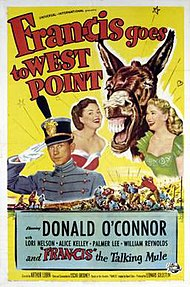 Francis Goes to West Point FilmPoster.jpeg