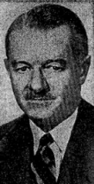 Frederick Sherwood Dunn - Dunn in 1951