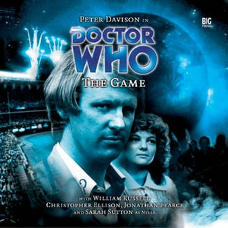 The Game (audio drama) - Image: Game (Doctor Who)