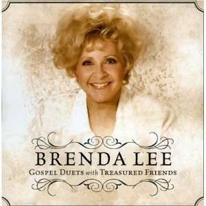 Gospel Duets with Treasured Friends - Image: Gospel duets brenda lee