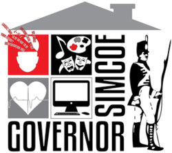 Governor Simcoe Secondary School Logo