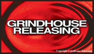 Grindhouse Releasing - Grindhouse Releasing logo
