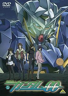 List Of Mobile Suit Gundam 00 Episodes Wikipedia
