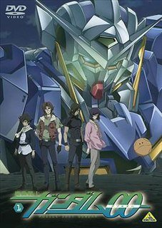 <i>Mobile Suit Gundam 00</i> 2007 anime television series