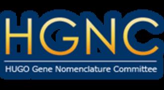HUGO Gene Nomenclature Committee - Image: HUGO Gene Nomenclature Committee logo