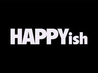 <i>Happyish</i> American dark satirical comedy-drama series