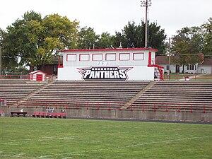 Concordia Junior-Senior High School - Harold M. Clark Stadium, 2007