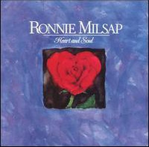 Heart & Soul (Ronnie Milsap album) - Image: Heart & Soul (Ronnie Milsap album) coverart
