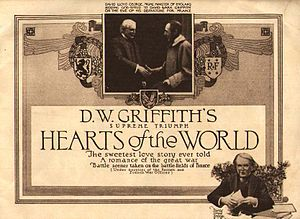 Hearts of the World - lobby card